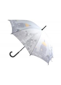 Зонт-трость полуавтоматический Москва – Санкт-Петербург