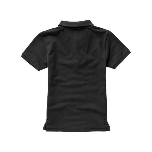 Рубашка поло Calgary детская, антрацит