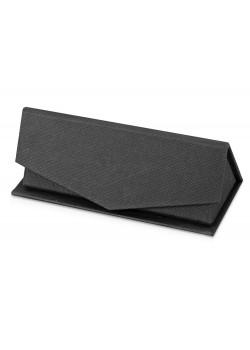 Подарочная коробка для флеш-карт треугольная, черный