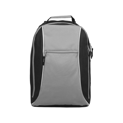 Рюкзак Спорт, черный/серый