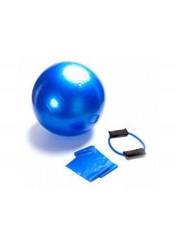 Набор для фитнеса Easy Fit, синий