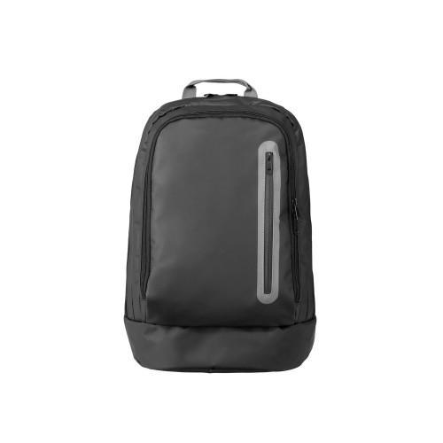Рюкзак North Sea, черный/серый