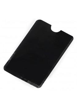 Картхолдер с RFID защитой, черный