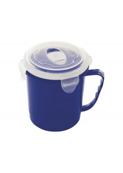 Большой контейнер для пищевых продуктов Billy, ярко-синий