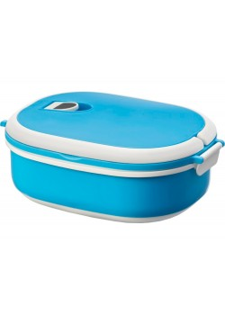 Ланч-бокс Spiga 750 мл для микроволновой печи, синий