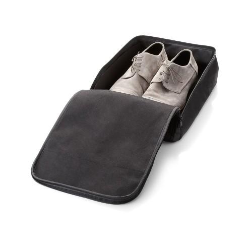 Сумка для обуви Faro на молнии, черный