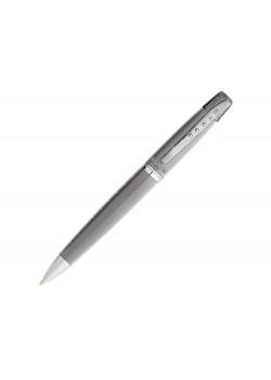 Ручка шариковая Ramatuel в чехле, коричнево-серый