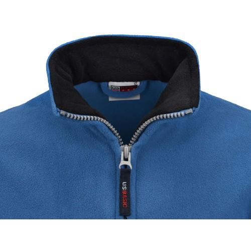Куртка флисовая Nashville мужская, классический синий/черный