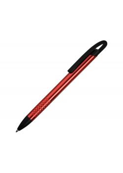 Ручка шариковая Аякс, красный