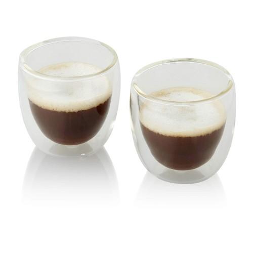 Набор для эспрессо: 2 чашки на 80 мл