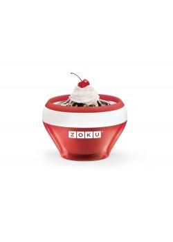 Мороженица Ice Cream Maker красная