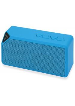 Портативная колонка Bermuda с функцией Bluetooth®, голубой