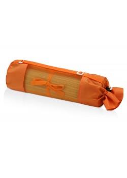 Циновка пляжная Атолл, оранжевый