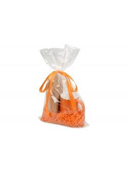 ПодарочныйнаборMattina с кофе,оранжевый