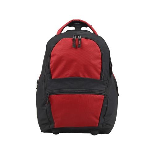Рюкзак Осло, черный/красный