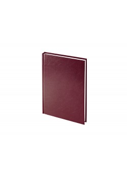 Ежедневник датированный А5 Ideal New 2020, бордовый