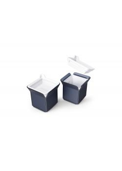 Форма для льда Cube черная