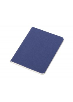 Блокнот A6 Stitch, синий