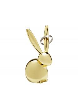 Подставка для колец Zoola Кролик, латунь