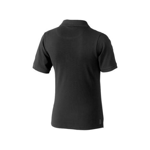 Рубашка поло Calgary женская, антрацит
