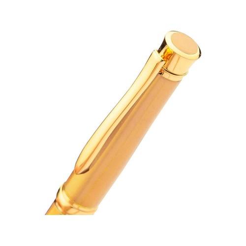 Ручка шариковая Маджестик, золотистый