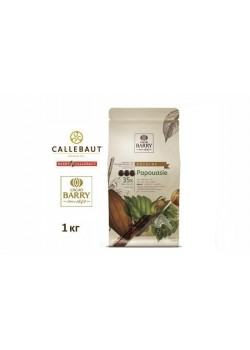 Barry Callebaut - Молочный шоколад 36% какао PAPOUASIE CHM-Q35PAP-2B-U73 1кг в коробке по 6шт.