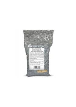 Chocovic - Кондитерская глазурь 15% какао (ISD-DR-105CHVC-26B) 1,5кг в коробке по 10шт.
