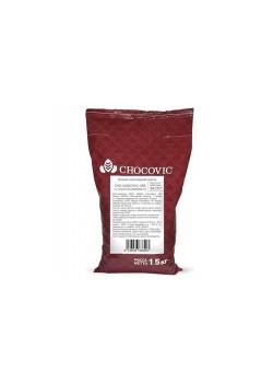 Chocovic - Шоколад темный 54,1% какао (CHD-11Q11CHVC-26B) 1,5кг в коробке по 10шт.