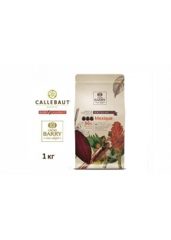 Barry Callebaut - Горький шоколад 36% какао MEXIQUE CHD-N66MEX-2B-U73 1кг в коробке по 6шт.