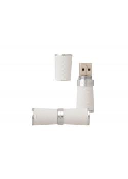 USB флеш-накопитель Dune White 16Gb. Nina Ricci